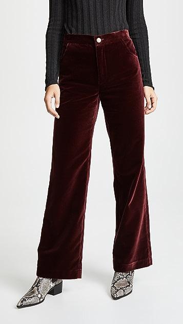 M.i.h Jeans Paradise Velvet Trousers