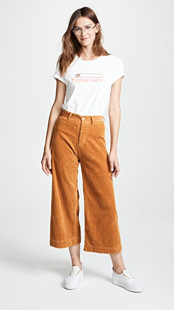 M.i.h Jeans Футболка Bay Garnett Cheap Date
