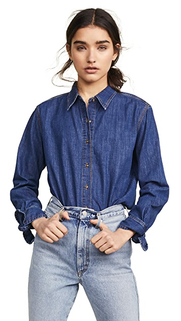 M.i.h Jeans Larsen Shirt