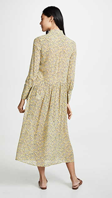 M.i.h Jeans Maggie Silk Dress