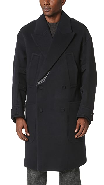 HEICH ES HEICH Bonding Kenobi Overcoat