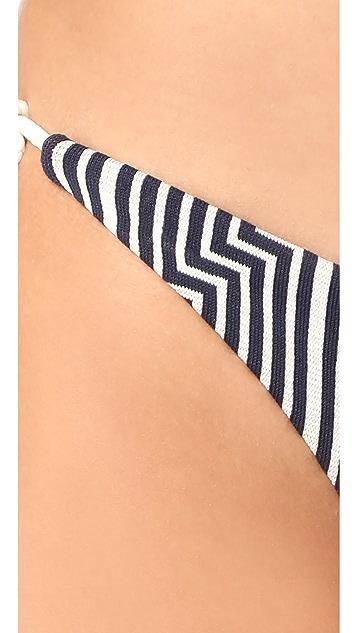 Heidi Klein x Sophie Anderson Palomino Tie Side Bottoms