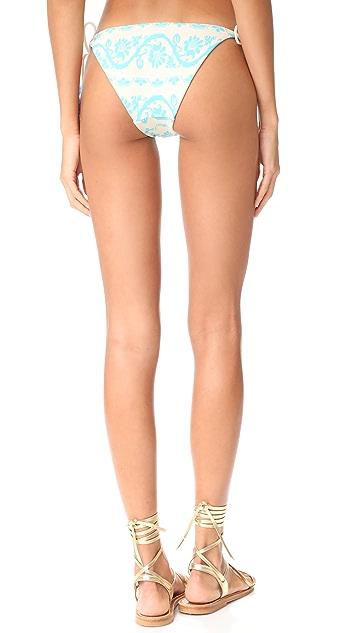 Heidi Klein x Sophie Anderson Isla Baru Tie Side Bottoms