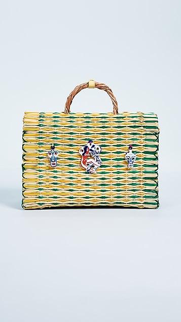 Heimat Atlantica Brazil Large Tote Bag