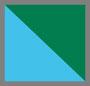Green/Blue/White