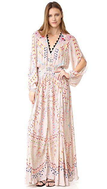5603aae306f Hemant and Nandita Long Dress