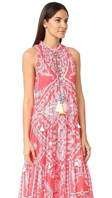 Hemant and Nandita Native Long Dress