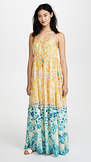 760996cf9ae Hemant and Nandita Clarion Maxi Dress
