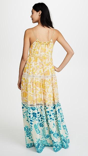 Hemant and Nandita Clarion Maxi Dress