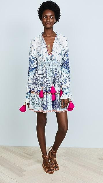 Hemant and Nandita Lucian Short Dress
