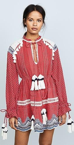Hemant and Nandita - Long Sleeve Dress