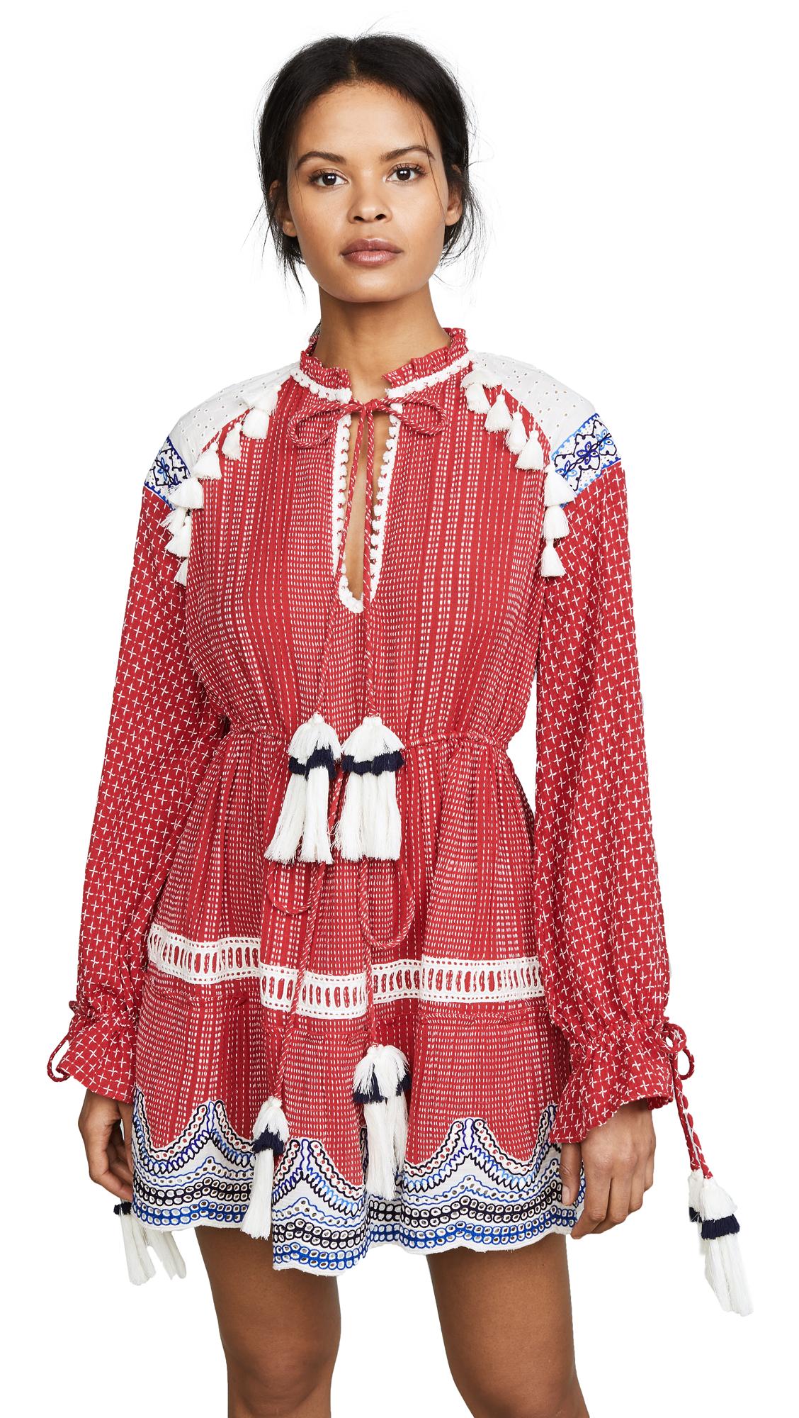 Hemant and Nandita Long Sleeve Dress