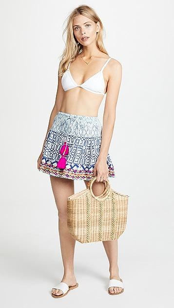 Hemant and Nandita Lucian Skirt