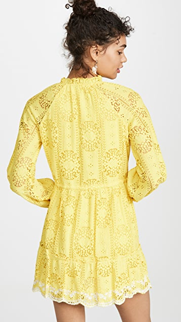 Hemant and Nandita Sol Short Dress