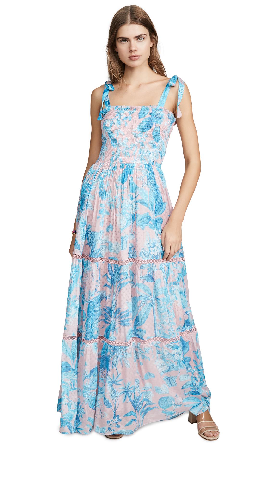 Hemant and Nandita Long Dress