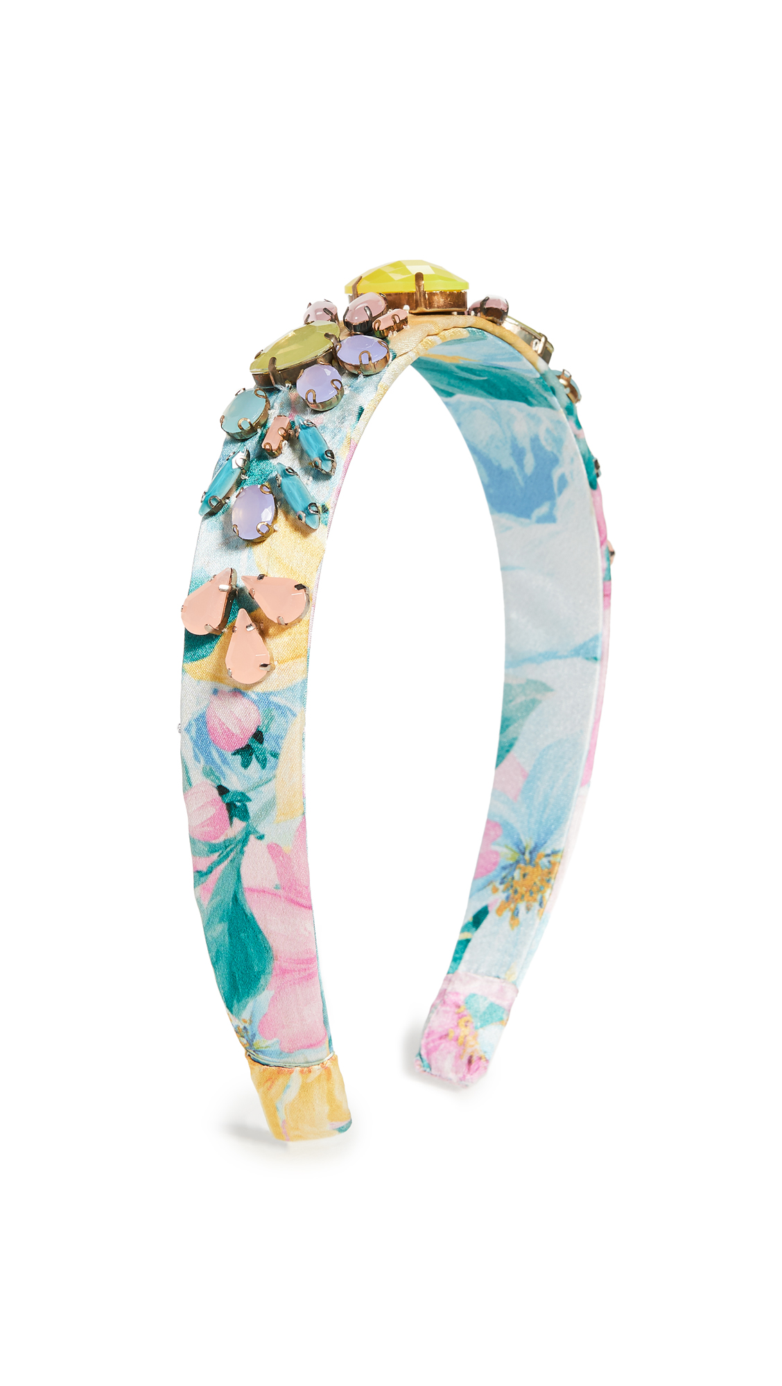 Hemant and Nandita Multicolor Headband