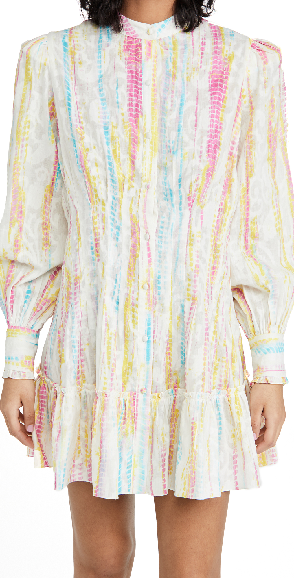 Hemant and Nandita Cover Up Shirtdress