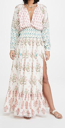 Hemant and Nandita - Long Dress
