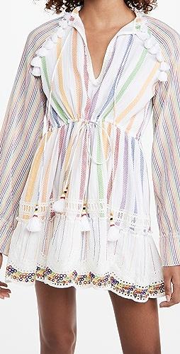 Hemant and Nandita - Short Rainbow Dress
