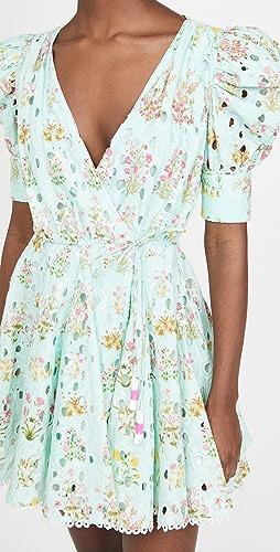 Hemant and Nandita - Godget Dress Shorts