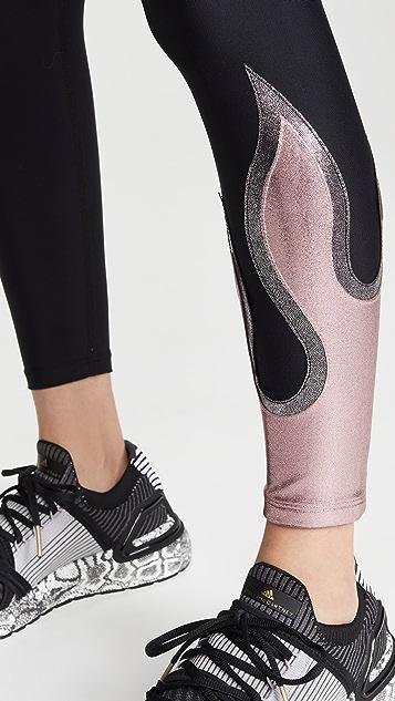 Heroine Sport Flame 贴腿裤