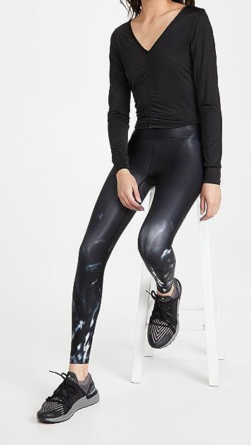 Heroine Sport Smoke 贴腿裤