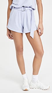 Heroine Sport Pleated Shorts