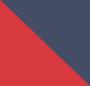 Navy/Red/Woodland Camo