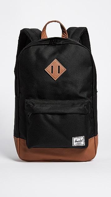 eaa00332dae0db Herschel Supply Co. Heritage Mid Volume Backpack | SHOPBOP