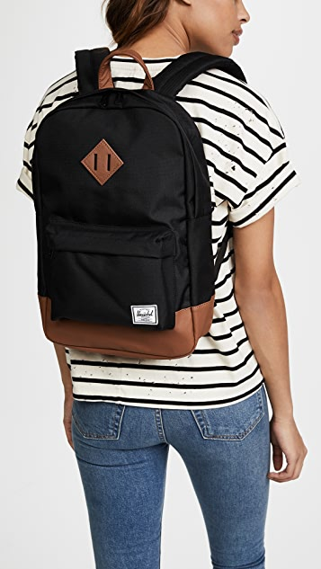 Heritage Mid Volume Backpack  Herschel Supply Co. Heritage Mid Volume  Backpack ... 399dc3471c9e9