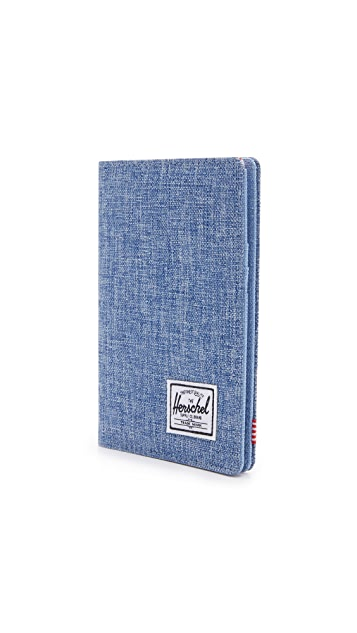 Herschel Supply Co. Raynor Passport Case
