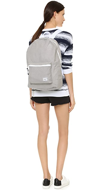 Herschel Supply Co. Packable Canvas Backpack