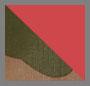 Woodland Camo/Navy/Red