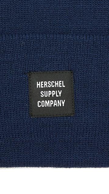 Herschel Supply Co. Abbott Knit Beanie