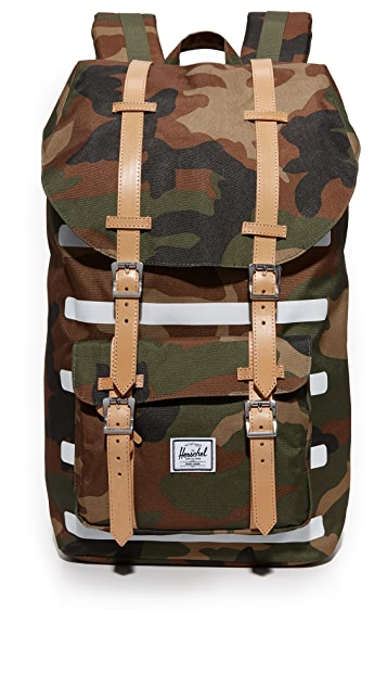 fca7a9b40bc Herschel Supply Co. Little America Offset Backpack
