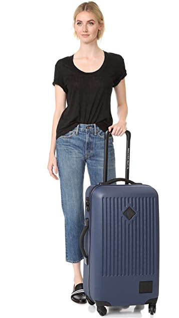 Herschel Supply Co. Hardshell Trade Suitcase
