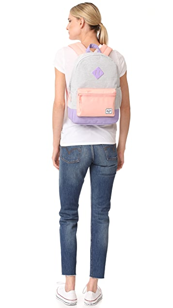 fdb9a7ded92f Heritage Youth Backpack  Herschel Supply Co. Heritage Youth Backpack ...