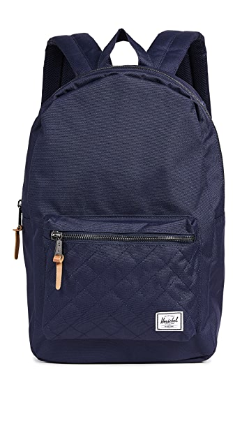 Herschel Supply Co. Quilted Settlement Backpack