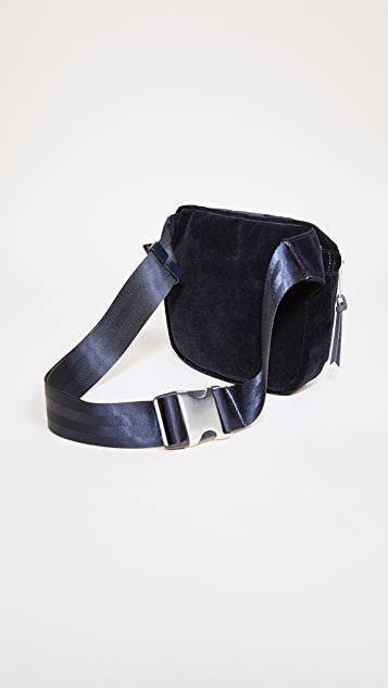 Herschel Supply Co. Velvet Fifteen Fanny Pack