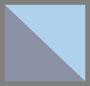 Hydrangea/Dark Chambray Crossh