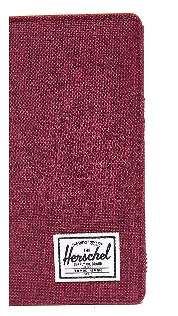 Herschel Supply Co. Raynor Passport Holder