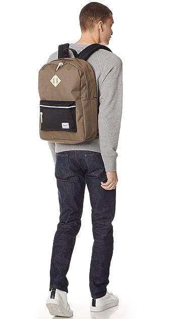 Herschel Supply Co. Offset Heritage Backpack