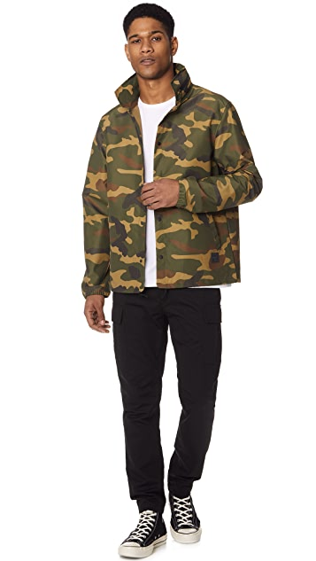 Herschel Supply Co. Hooded Coach Jacket