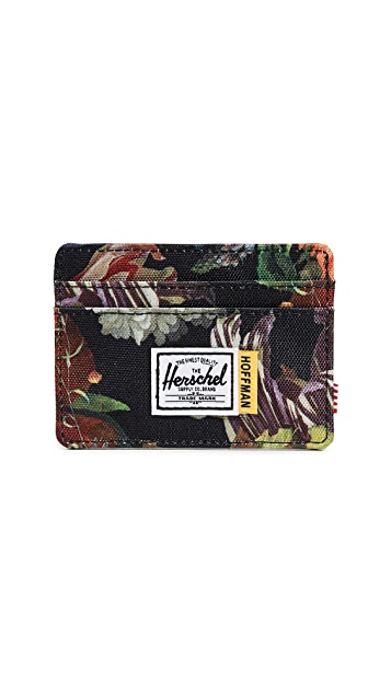 Herschel Supply Co. x Hoffman Printed Card Case