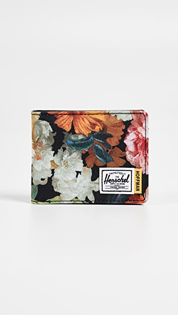 Herschel Supply Co. x Hoffman Printed Wallet