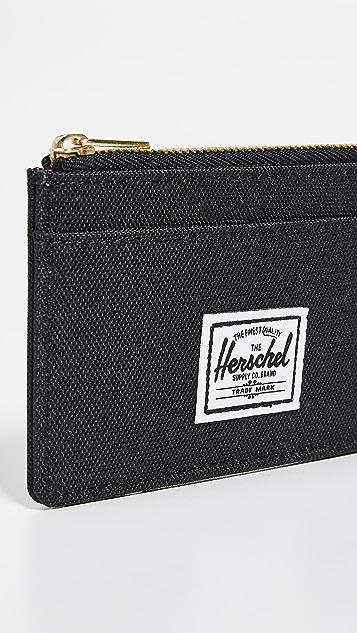 Herschel Supply Co. Oscar Zip Card Case