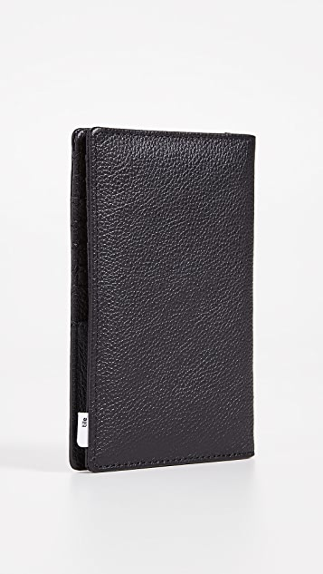 Herschel Supply Co. Search Leather Tile Passport Case