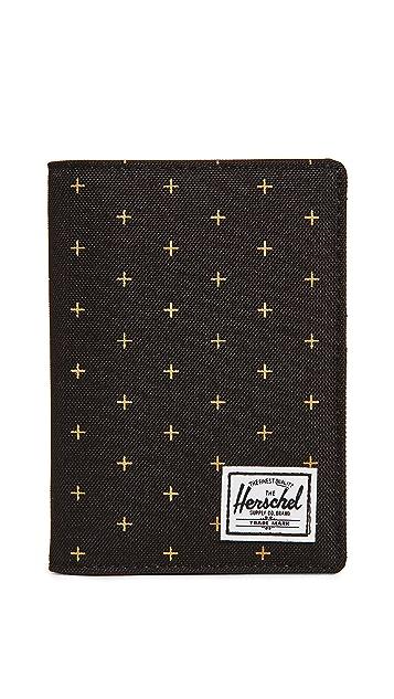 Herschel Supply Co. Raynor Passport Case