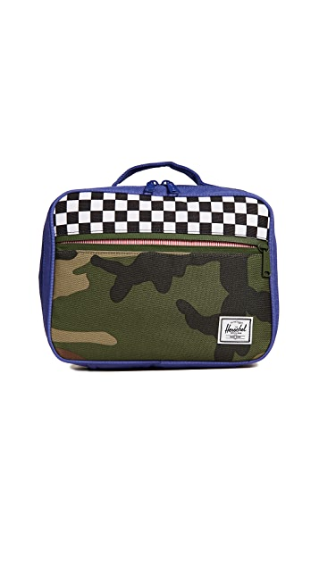 Herschel Supply Co. Pop Quiz Lunch Box