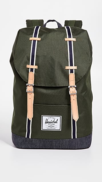 Herschel Supply Co. Retreat Backpack   EAST DANE a0a3d758a8